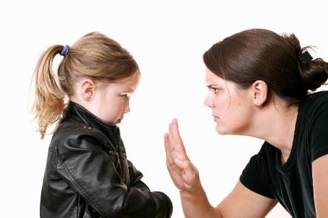 Barnuppfostran och gränssättning