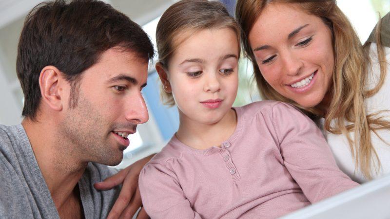Sund och osund förälder