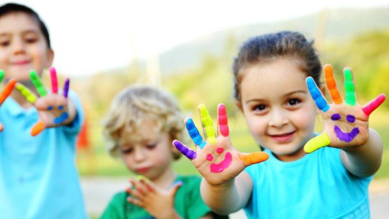 Om barnuppfostran och barns utveckling